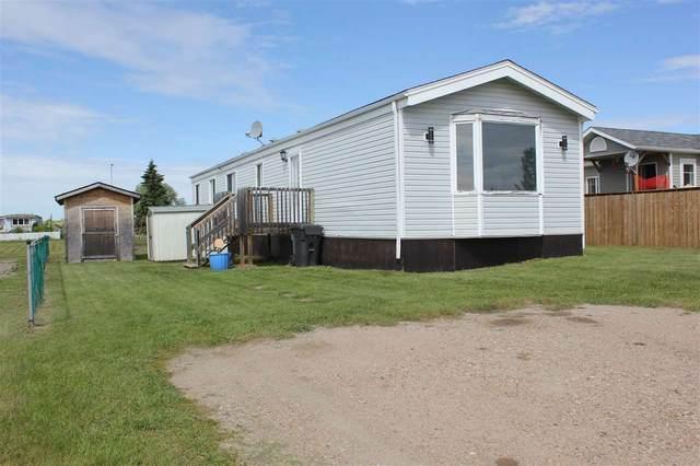 5202 55 Street, Elk Point, AB T0A 1A0 (#E4235317) :: Initia Real Estate