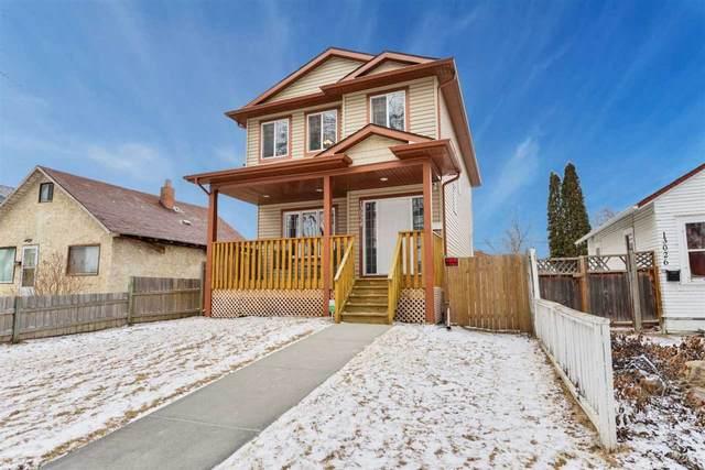 13024 64 Street, Edmonton, AB T5A 0Y2 (#E4235342) :: Initia Real Estate