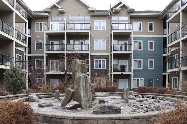 231 10121 80 Avenue, Edmonton, AB T6E 0B9 (#E4235348) :: RE/MAX River City