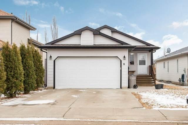 11 Egerland Place, Stony Plain, AB T7Z 2W5 (#E4235381) :: Initia Real Estate