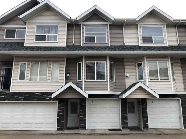 2 13215 153 Avenue, Edmonton, AB T6V 0B6 (#E4235383) :: Initia Real Estate