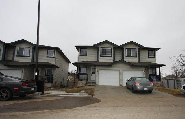 2 324 Heatherglen Drive, Spruce Grove, AB T7X 4J4 (#E4235398) :: Initia Real Estate