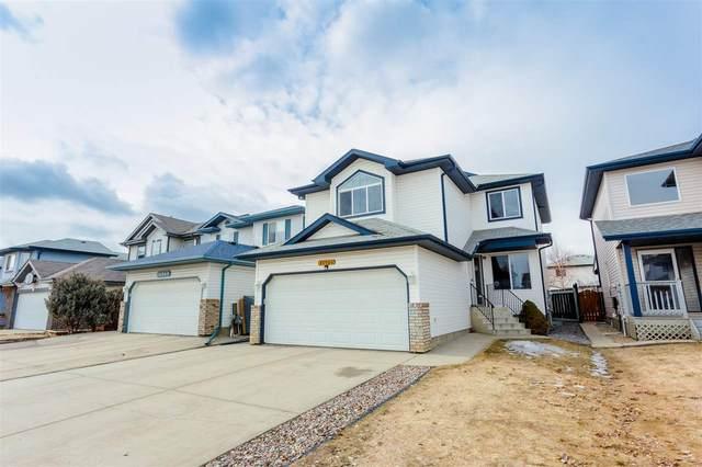 14944 137 Street, Edmonton, AB T6V 1N8 (#E4235445) :: Initia Real Estate