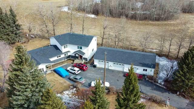 38 53046 RGE RD 222, Rural Strathcona County, AB T8E 2E8 (#E4235464) :: Initia Real Estate