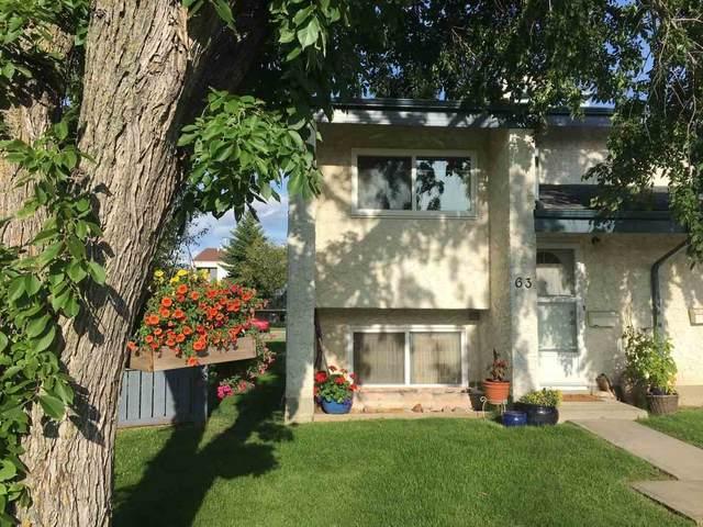 63 6220 172 Street, Edmonton, AB T5T 3R4 (#E4235488) :: Initia Real Estate
