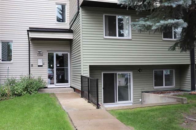4 13456 Fort Road, Edmonton, AB T5A 1C5 (#E4235552) :: Initia Real Estate