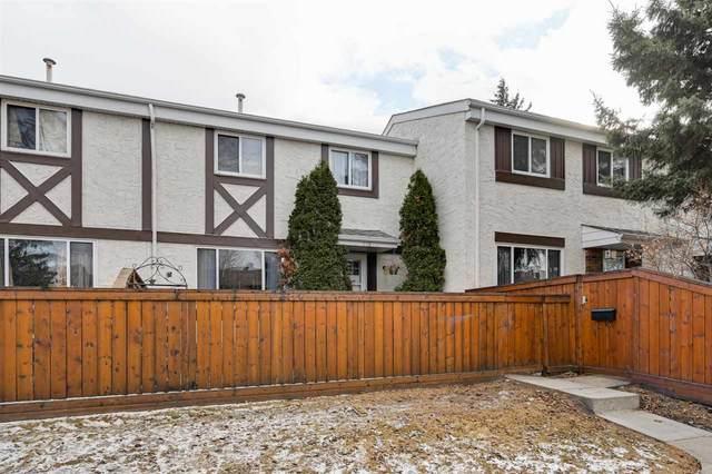 118 Primrose Gardens Gardens, Edmonton, AB T5T 0R1 (#E4235554) :: Initia Real Estate