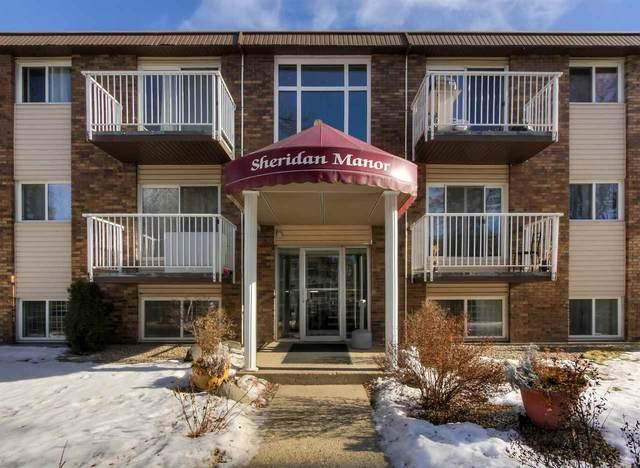 10621 123 ST NW NW, Edmonton, AB T5N 1P3 (#E4235576) :: Initia Real Estate