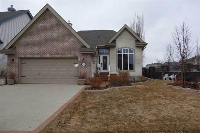 216 Galland Close, Edmonton, AB T5T 6P6 (#E4235603) :: Initia Real Estate