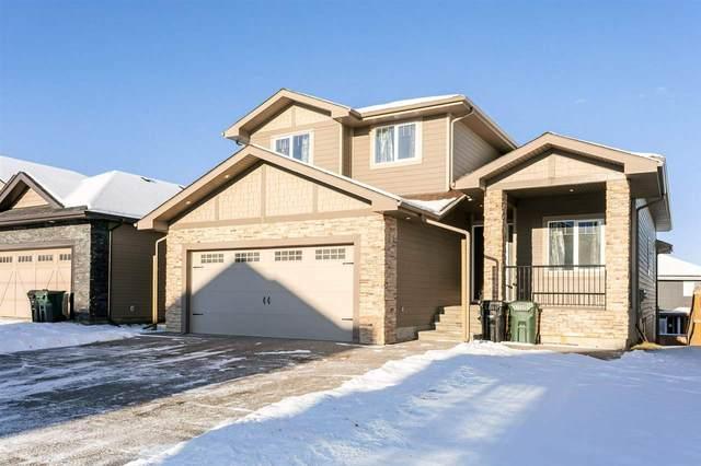 48 Verona Crescent, Spruce Grove, AB T7X 0J7 (#E4235604) :: Initia Real Estate