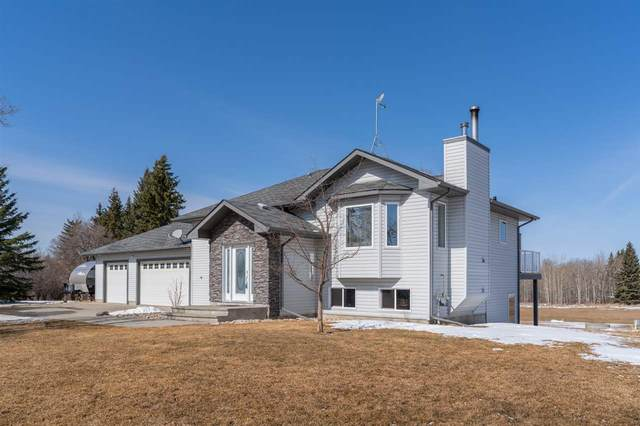 6 52467 Range Road 214, Rural Strathcona County, AB T8E 2G8 (#E4235615) :: RE/MAX River City
