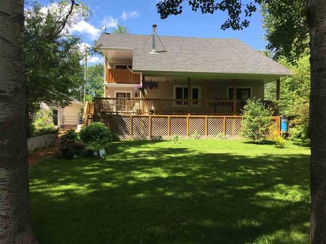 1 Railway Avenue, Rural Parkland County, AB T0E 0V0 (#E4235661) :: Initia Real Estate