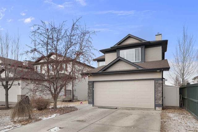 885 Graham Wynd, Edmonton, AB T5T 6N4 (#E4235666) :: Initia Real Estate