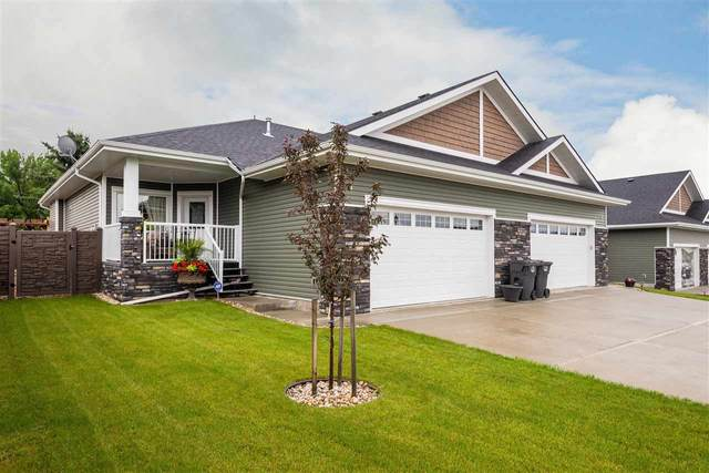 1 1005 Calahoo Road, Spruce Grove, AB T7X 4R5 (#E4235699) :: Initia Real Estate