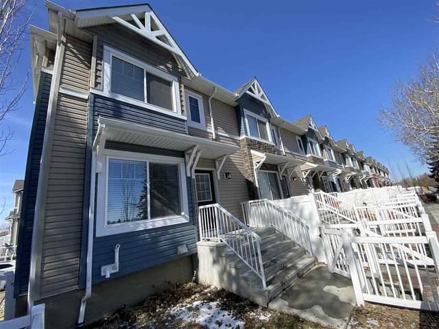 15 14621 121 Street, Edmonton, AB T5X 0H2 (#E4235704) :: Initia Real Estate
