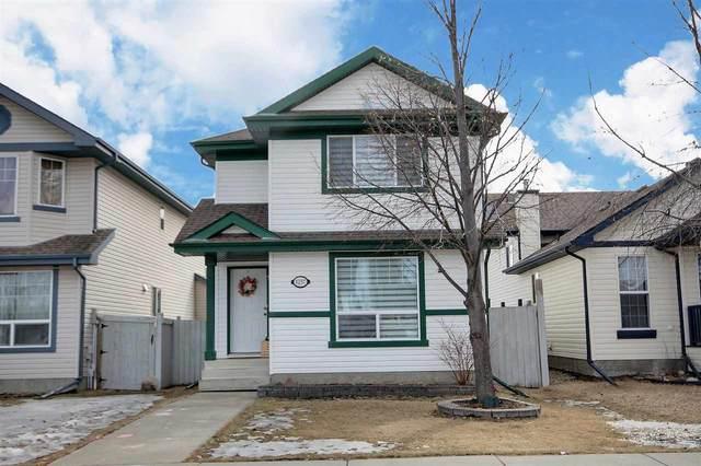 1237 Gillespie Crescent, Edmonton, AB T5T 6M6 (#E4235710) :: Initia Real Estate