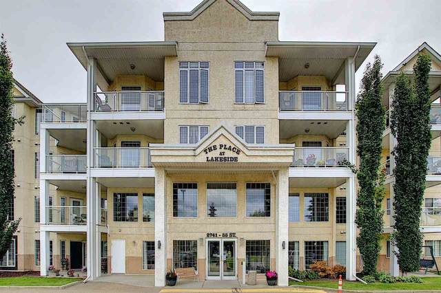 440 2741 55 Street, Edmonton, AB T6L 7G7 (#E4235791) :: Initia Real Estate
