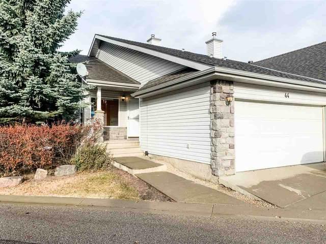 44 330 Galbraith Close, Edmonton, AB T5T 6L9 (#E4235841) :: Initia Real Estate