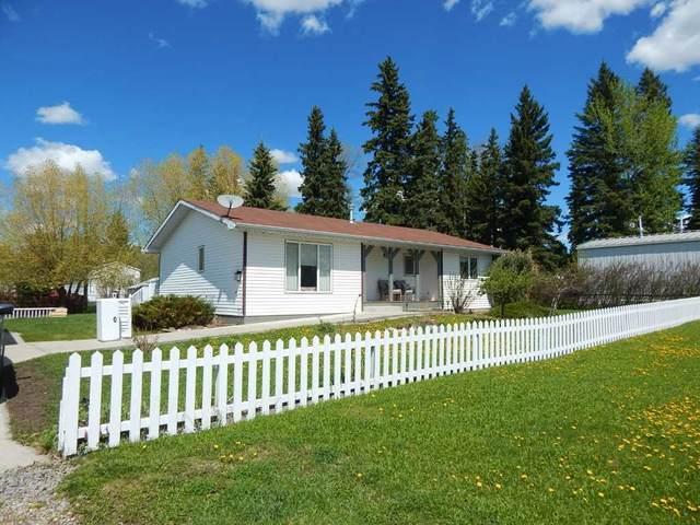 5020 51 Ave, Breton, AB T0C 0P0 (#E4235843) :: The Good Real Estate Company