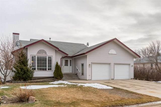 22 Beaverhill Drive, Tofield, AB T0B 4J0 (#E4235847) :: Initia Real Estate