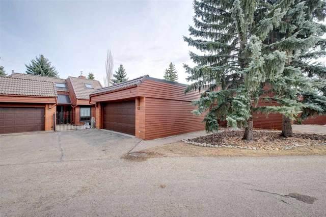38 500 Lessard Drive, Edmonton, AB T6M 1G1 (#E4235848) :: Initia Real Estate