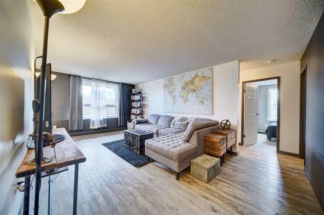 104 11046 130 Street, Edmonton, AB T5M 0Z7 (#E4235859) :: Initia Real Estate