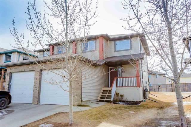 103 Douglas Lane, Leduc, AB T9E 0E4 (#E4235868) :: Initia Real Estate