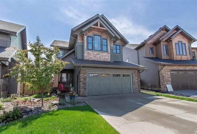 1307 Graydon Hill Way, Edmonton, AB T6W 3C6 (#E4235874) :: Initia Real Estate