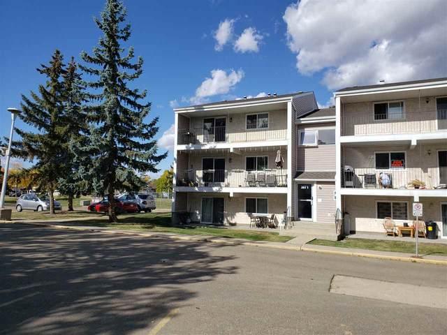 #5 3871 76 Street, Edmonton, AB T6K 2P9 (#E4235879) :: Initia Real Estate