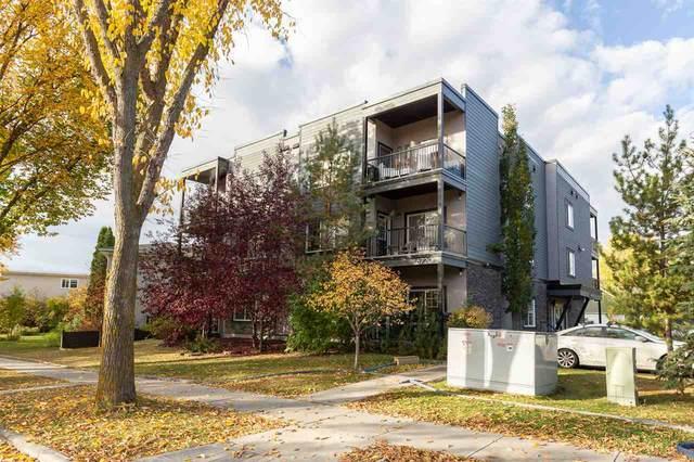 104 6720 112 Street, Edmonton, AB T6H 3J8 (#E4235887) :: Initia Real Estate