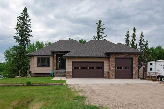 #6 61120 RR 465, Rural Bonnyville M.D., AB T9N 2G9 (#E4235898) :: The Good Real Estate Company