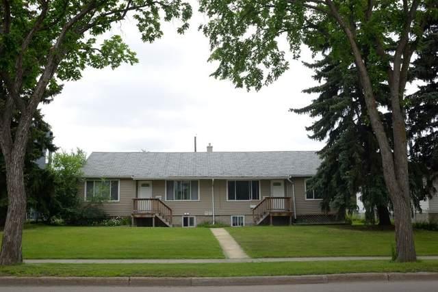 11134/11138 116 Street, Edmonton, AB T5G 2V8 (#E4235929) :: The Good Real Estate Company