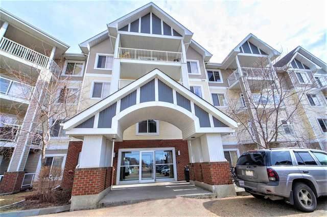 218 15211 139 Street, Edmonton, AB T6V 0A1 (#E4235944) :: Initia Real Estate