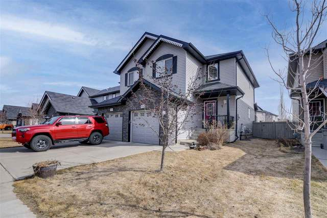 6209 60 Street, Beaumont, AB T4X 0J3 (#E4235969) :: Initia Real Estate