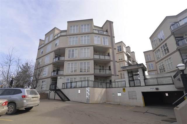 107 4835 104A Street, Edmonton, AB T6H 0R5 (#E4235976) :: Initia Real Estate