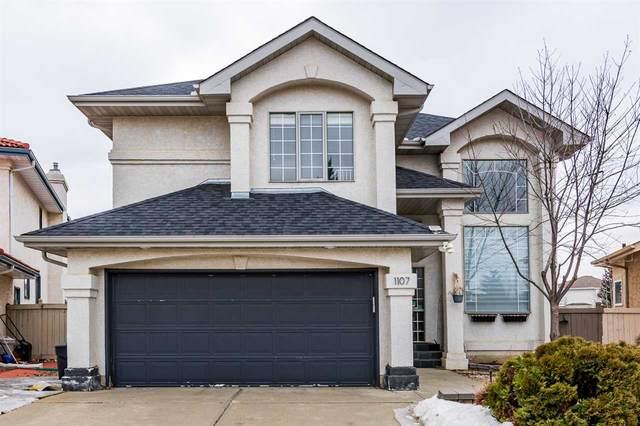 1107 116 Street, Edmonton, AB T6J 6X5 (#E4236001) :: Initia Real Estate