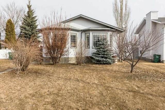 4520 55 Avenue, Lamont, AB T0B 2R0 (#E4236002) :: Initia Real Estate
