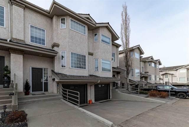 #17-1295 Carter Crest Road, Edmonton, AB T6R 2N6 (#E4236007) :: Initia Real Estate
