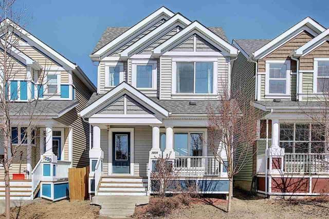 7026 23 Avenue SW, Edmonton, AB T6X 1V7 (#E4236050) :: The Foundry Real Estate Company