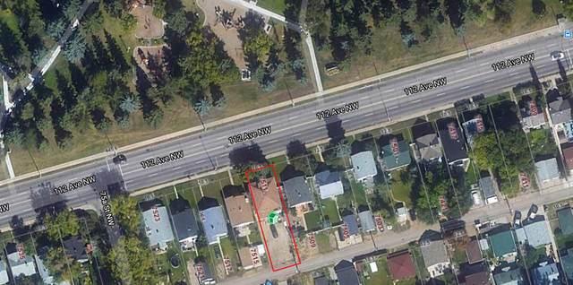 7511 112 Avenue, Edmonton, AB T5B 0E4 (#E4236086) :: Initia Real Estate