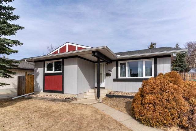 4604 47 Avenue, Beaumont, AB T4X 1G7 (#E4236111) :: Initia Real Estate