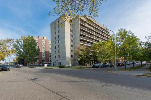 607 12841 65 Street, Edmonton, AB T5A 4N4 (#E4236114) :: Initia Real Estate