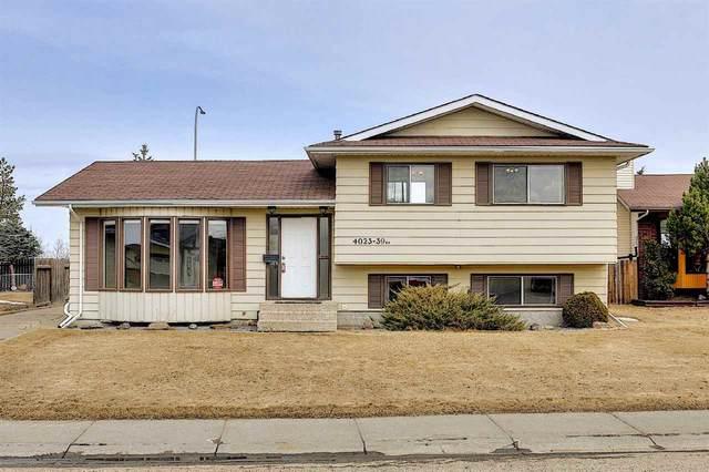 4023 39 Street, Leduc, AB T9E 4V8 (#E4236131) :: Initia Real Estate