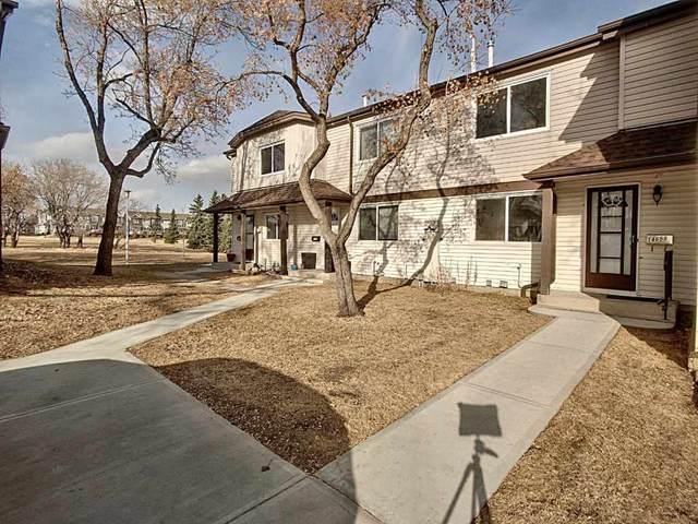 14658 54 Street, Edmonton, AB T5A 4L5 (#E4236151) :: Initia Real Estate