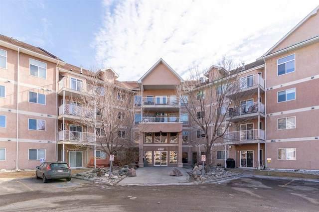 314 4312 139 Avenue, Edmonton, AB T5Y 3J4 (#E4236163) :: Initia Real Estate