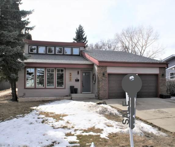 9910 81 Street, Fort Saskatchewan, AB T8L 3K6 (#E4236188) :: Initia Real Estate