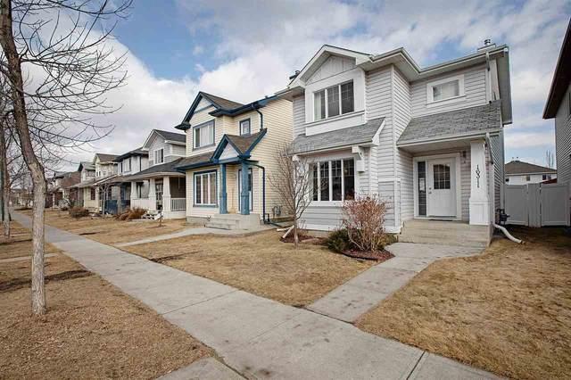 16311 57 Street, Edmonton, AB T5Y 0A1 (#E4236200) :: Initia Real Estate