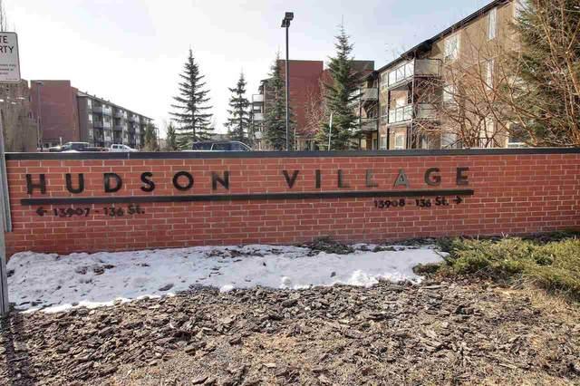 122 13908 136 Street, Edmonton, AB T6V 1Y4 (#E4236212) :: Initia Real Estate
