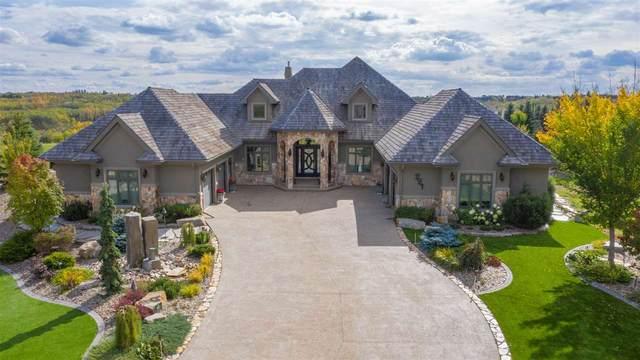 221 River Heights Cove, Rural Sturgeon County, AB T8T 0B9 (#E4236213) :: Initia Real Estate