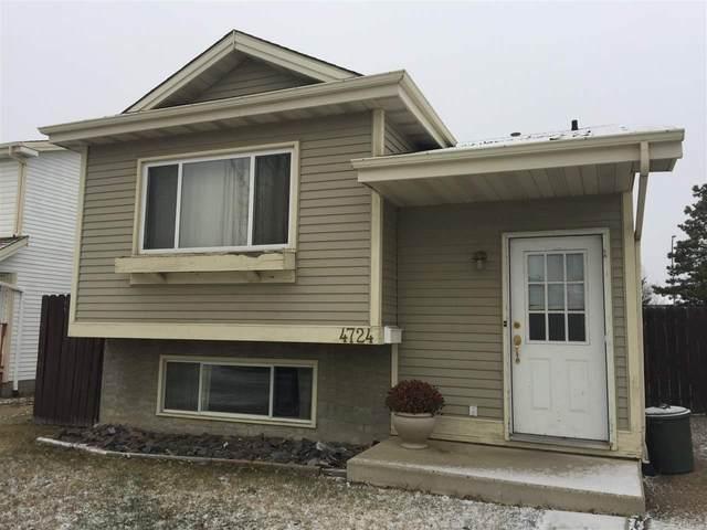 4724 33A Avenue, Edmonton, AB T6L 4S1 (#E4236272) :: Initia Real Estate